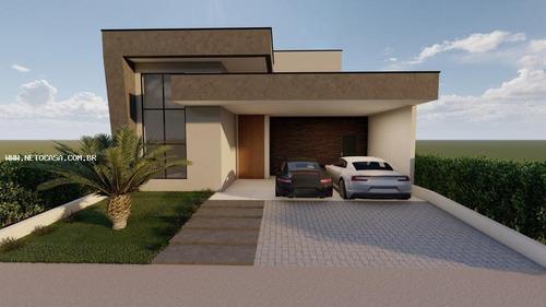 Imagem 1 de 11 de Casa Em Condomínio Para Venda Em Sorocaba, Aparecidinha, 3 Dormitórios, 3 Suítes, 4 Banheiros, 4 Vagas - Cac617_1-1836430