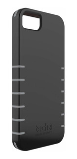 Tech21 Impact Trio Grip iPhone 5 - Black/grey