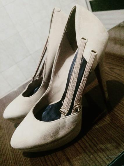 Sapato De Salto Via Uno