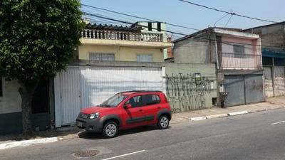 Casa A Venda Em São Paulo, Ermelino Matarazzo, 2 Dormitórios, 2 Banheiros, 3 Vagas - 20678