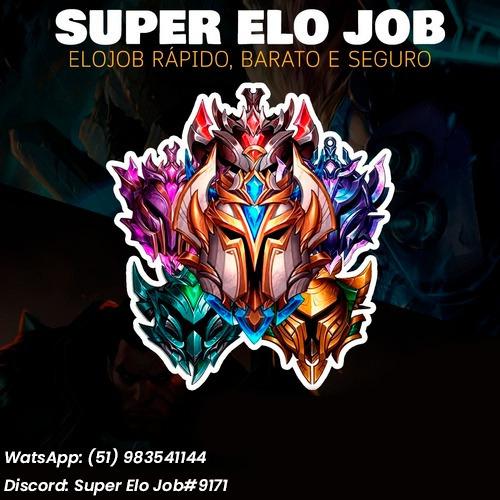 Super Elojob - O Melhor Job Do Mercado!