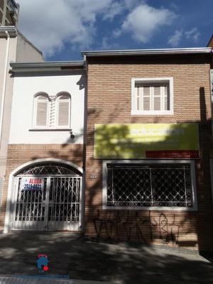 Casa Comercial, Centro, Cambui 6 Salas, 3 Banheiros, 3 Vagas, 150m - Ca00480 - 34100641