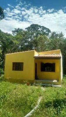 Chácara No Jardim Das Palmeiras, Em Itanhaém-sp, Litoral Sul