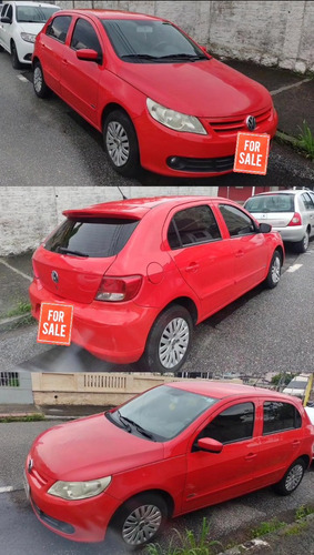 Imagem 1 de 7 de Volkswagen Gol 2010 1.0 Trend Total Flex 5p