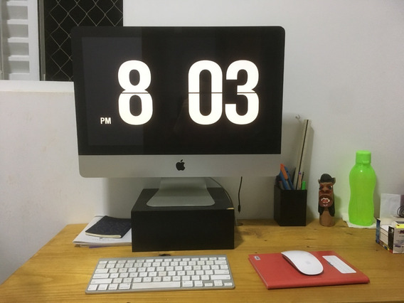 iMac 21,5 I. Core I5 3.6ghz, 16gb, Fusion Drive 740gb, 2010