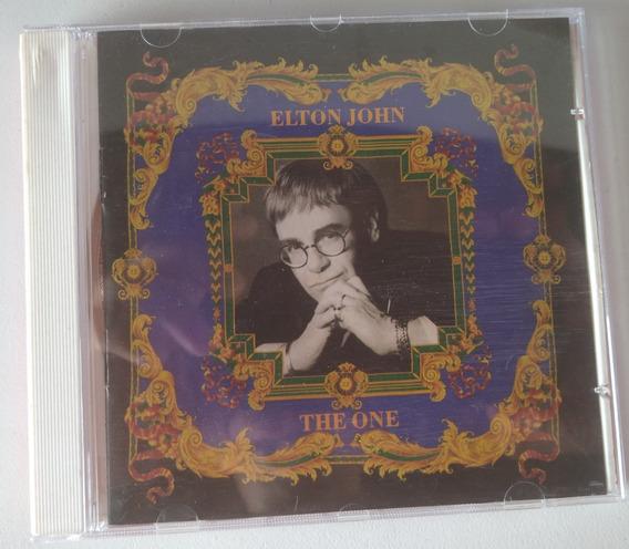 Cd Elton John - The One
