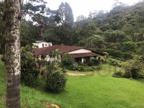 Imagem 1 de 16 de Excelente Sitio Em Itapecerica Da Serra, Área Comercial E Com Plantio De Eucalipto. - 122 - 69234465