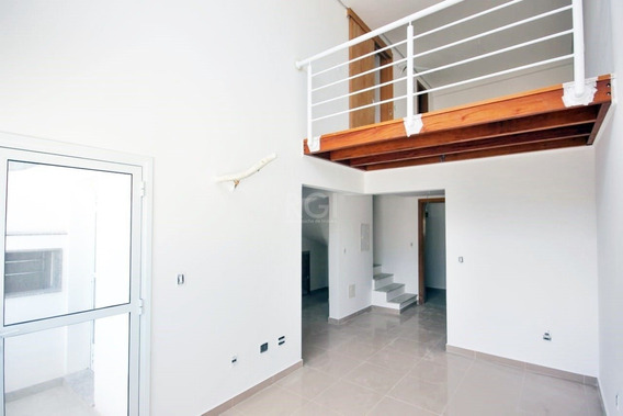 Apartamento Em Menino Deus Com 2 Dormitórios - Ca4098