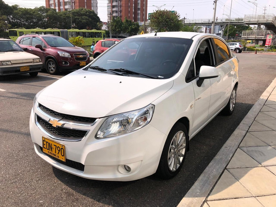 Chevrolet Sail Ltz Mecanico Modelo 2019