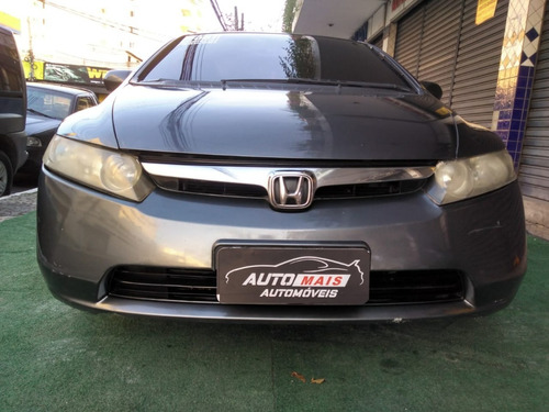 Honda Civic Sedan Lxs 1.8 Flex  -  2008