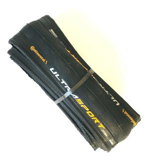 Llanta 700x23 Continental Ultra Sport Plegable Doblable