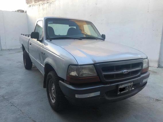 Ford Ranger 2.5 Xl Diesel Motor Hecho A Nuevo!