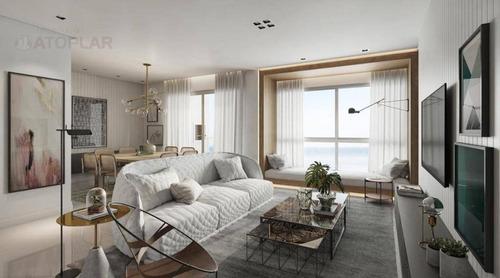Apartamento Garden Com 4 Suítes À Venda, 277 M² Por R$ 4.700.000 - Centro - Balneário Camboriú/sc - Gd0043