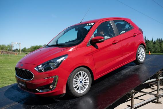 Ford Ka Nafta 1.5l 5 Ptas S 2019 (1)
