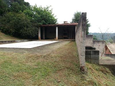 Terreno Em Chácara Vale Do Rio Cotia, Carapicuíba/sp De 0m² À Venda Por R$ 350.000,00 - Te252091
