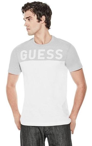 Playera Guess Rendor Logo Tee