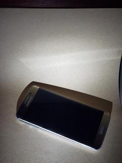 Celular Samsung Galaxy S6 Edge Dorado 32 Gb Nacional