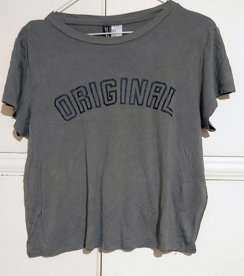 Remera De Mujer - Divided (h&m)