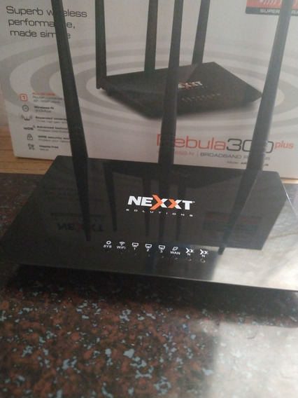 Router Nebula300 Plus - Nexxt