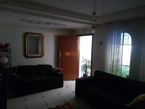 Imagem 1 de 15 de Casa Terrea No Bairro Maua Em Sao Caetano Do Sul Com 03 Dormitorios - V-30898