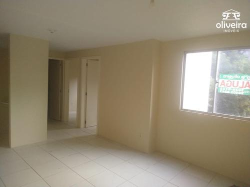 Apartamento, Três Vendas. Cód.a542 - A542