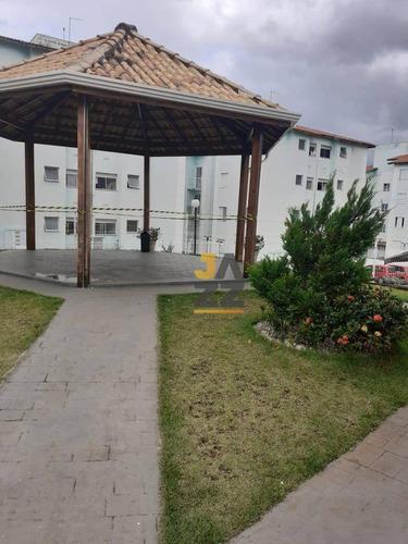 Imagem 1 de 24 de Apartamento Funcional Com 2 Dormitórios À Venda, 48 M² Por R$ 220.000 - Jardim Carlos Lourenço - Campinas/sp - Ap7208