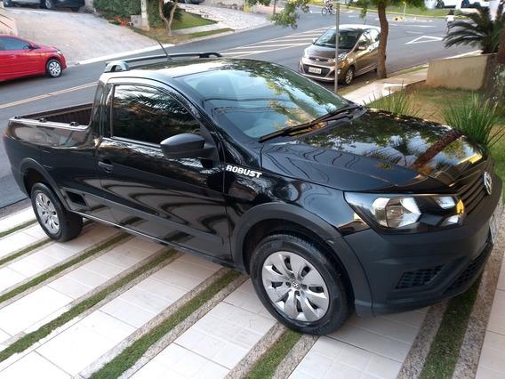 Volkswagen Saveiro 1.6 Robust Cab. Simples Total Flex 2p-