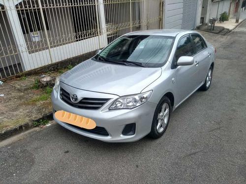 Toyota Corolla 2013 1.8 16v Gli Flex 4p