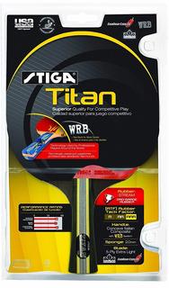 Raqueta Stiga Titan - Ping Pong - Tenis De Mesa - Oferta