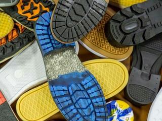 Suelas Para Reparación Del Calzado