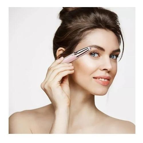 Removedor De Vello Cejas Para Mujer Flawless Touch Recargabl