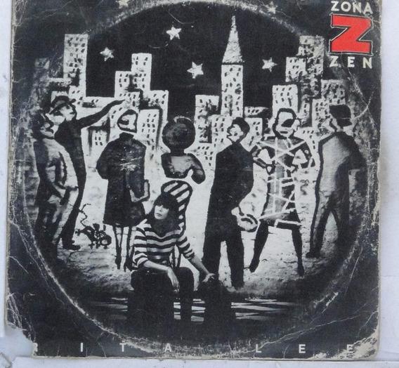 Lp Rita Lee E Roberto Carvalho- Zona Z Zen - R043