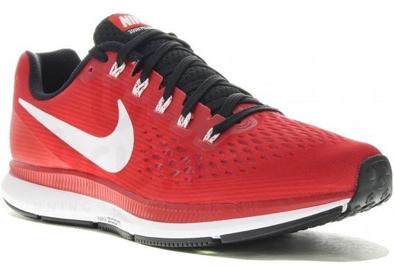 Zapatillas Nike Air Zoon Pegasus 34 13 14 15 Us Naranja