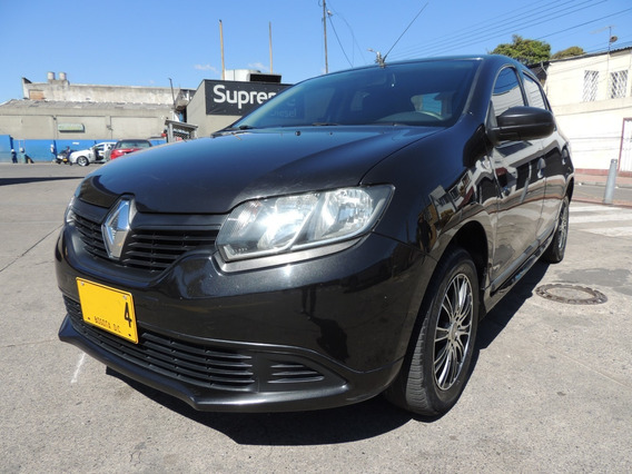 Renault Logan Autentique 1.6cc Aa Abs Mt Fe