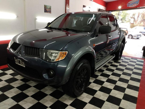 Mitsubishi L200 2.5 Did Cab Doble 4x4 2009