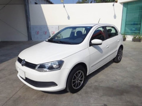 Volkswagen Gol Cl A/a 2016 Blanco Candy