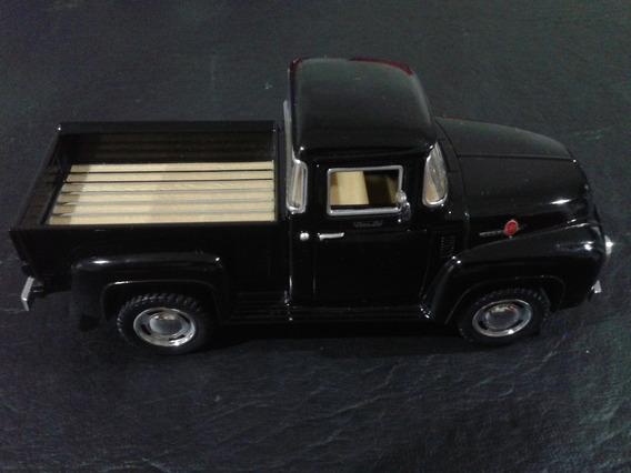 Camioneta Ford F100 Pickup 1:38 1/38 Autos A Ecala Kinsmart