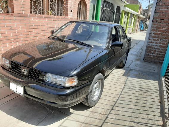 Nissan Sentra Año 94 Motor 1300 Gas/gasolina Negro