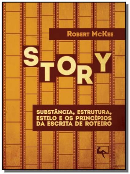 Story - Substancia, Estrutura, Estilo E Os Princip