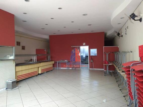 Sala Comercial Para Locação, Vila Rehder, Americana. - Sl0016