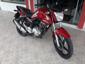 Honda / Cg 160 Fan 2017 Unico Dono