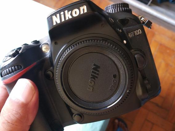 Nikon D7100 ( 53k ) Corpo