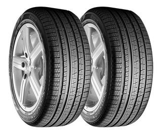 Paquete De 2 Llantas 255/45 R20 Pirelli Scorpion Verde As 101h Audi