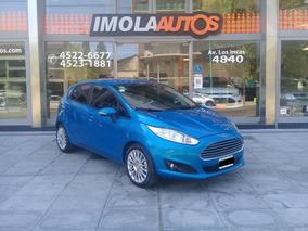Ford Fiesta Kinetic Design 1.6 Se 5 Puertas 2015 Imolaautos-