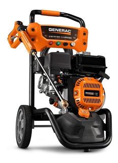 Hidrolavadora Gasolina 3100 Psi 6.5 Hp 196cc Generac