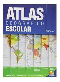 Atlas Geografico Escolar 68 Paginas