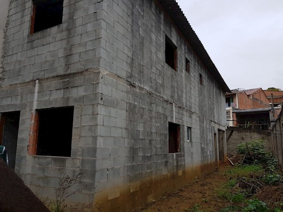 Casa Semi Construída Em Carapicuiba. 170 M². - 11019