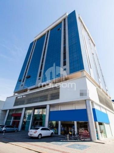 Imagem 1 de 10 de Sala Comercial Centro De Navegantes - Msc-034