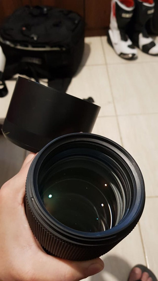 Lente Art Sigma 135mm F / 1.8 Dg Hsm Para Canon