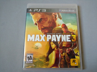 Max Payne 3 Original Para Ps3